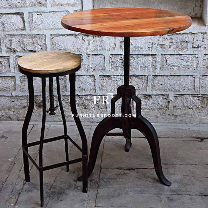 Rock-Solid Pub Furniture Combo
