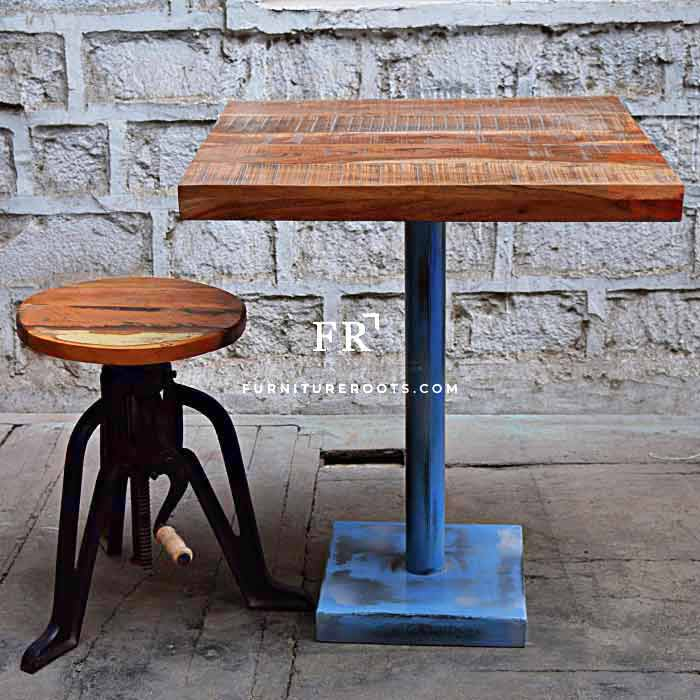 Distress Foodcourt Furniture Combo