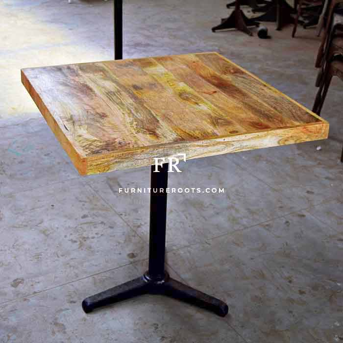 Old Pro Casting Center Table