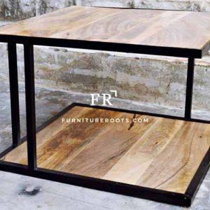 Scandinavian Industrial Coffee Table
