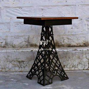 Break-out Zone Metal Stool