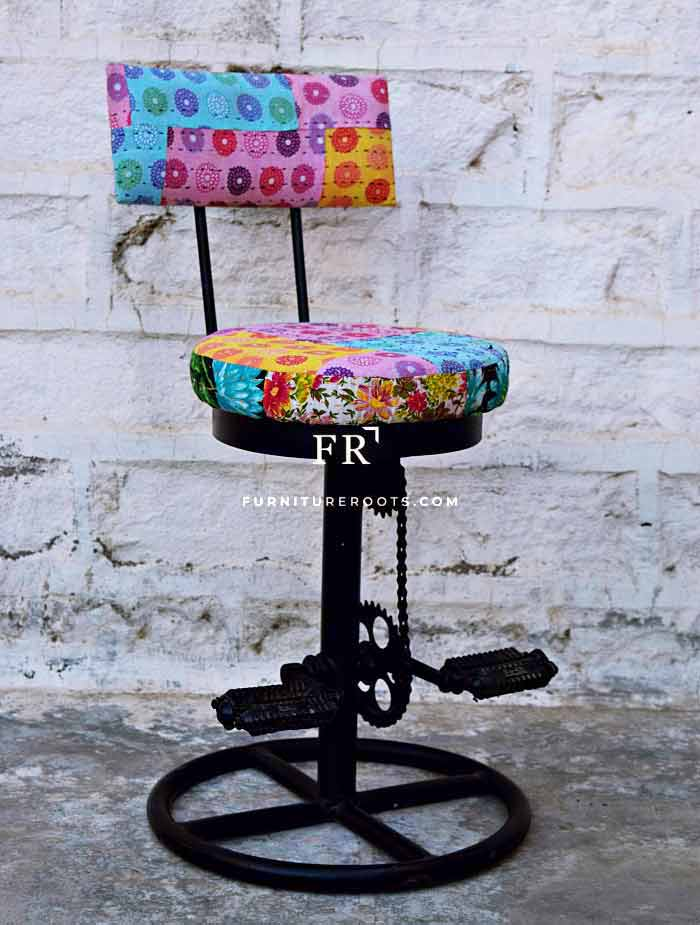 Antiquated Cycle Chair