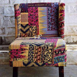 Indian Traditional Slipper Sofa