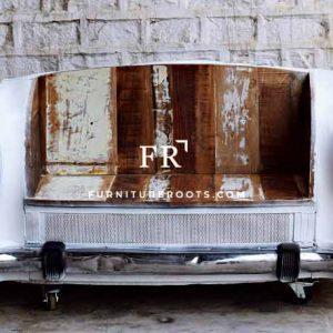 Recycled Ambassador Car Sofa