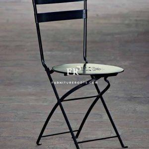 Sturdy Outdoor Bistro Chair – Cafe & Bistro Metal Chairs | FurnitureRoots
