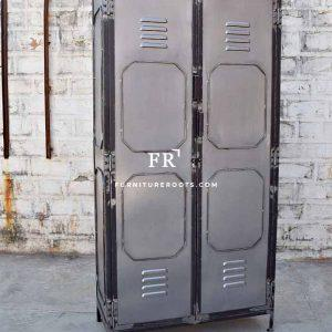 Metal Storage Cabinet – Industrial Storage Furniture | FurnitureRoots
