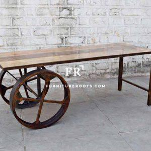Handcrafted Table – Bespoke Hospitality Tables | FurnitureRoots