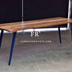 Eclectic Folding Commercial Table