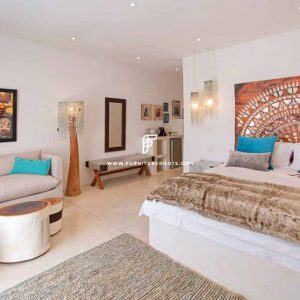 Hotel Room Furniture: By FurnitureRoots for Latitude Hotels in Africa