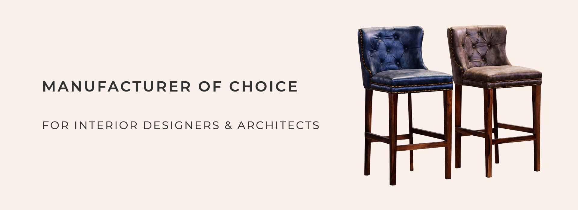 FurnitureRoots progetta e produce mobili su misura per l'ospitalità e progetti commerciali di interior designer e architetti