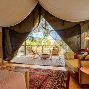 Bespoke Glamping Furniture Project By FurnitureRoots Truffle Lodge Australia 4