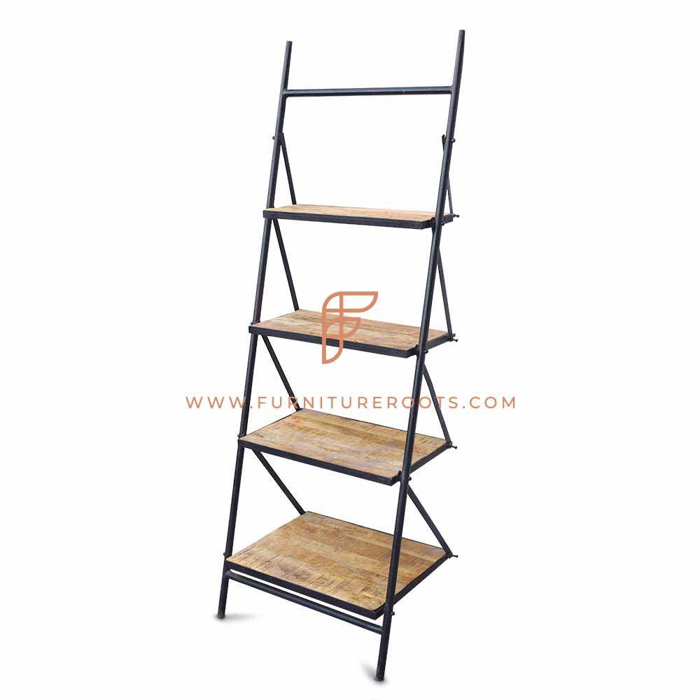 Alluring Ladder Bookshelf