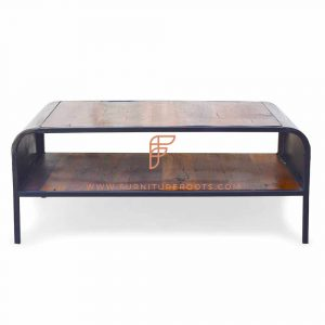 Modernist Recycled Center Table