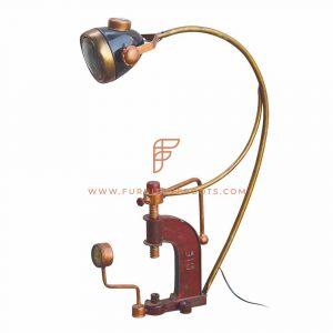 Lámpara de pared de ciclomotor creativa