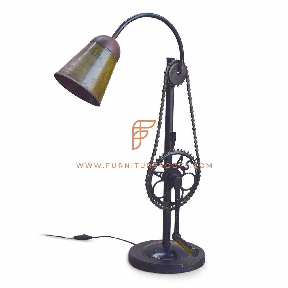 Signature-Handcrafted Desk Lamp