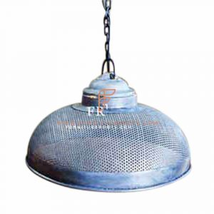 Desirable Iron Mesh Hanging Shade