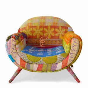Indian Village Gudri Chair