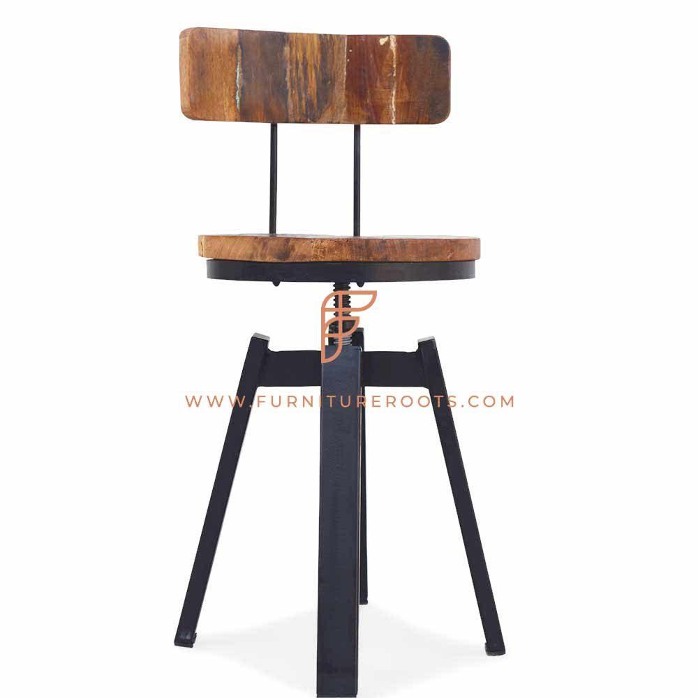 Iconic Full Back Restaurant Chair