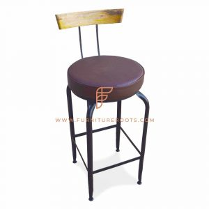 Alluring Retro Bar Stool