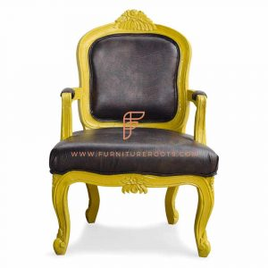 Handcrafted Cogswell Armchair