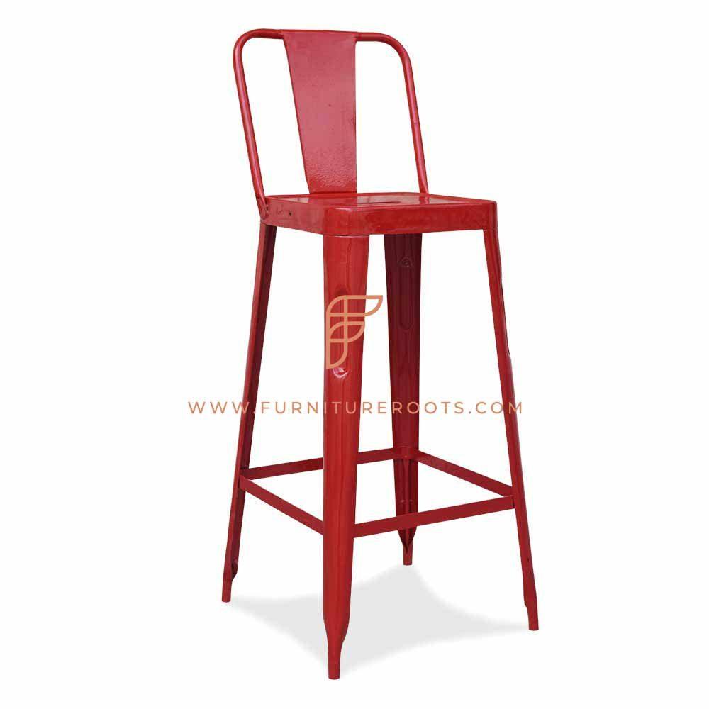 Exclusive Modernist Bar Chair