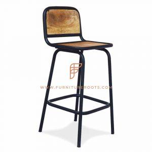 Designers Choice Metal Bar Chair