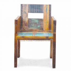 Charming Wooden Restaurant Chair