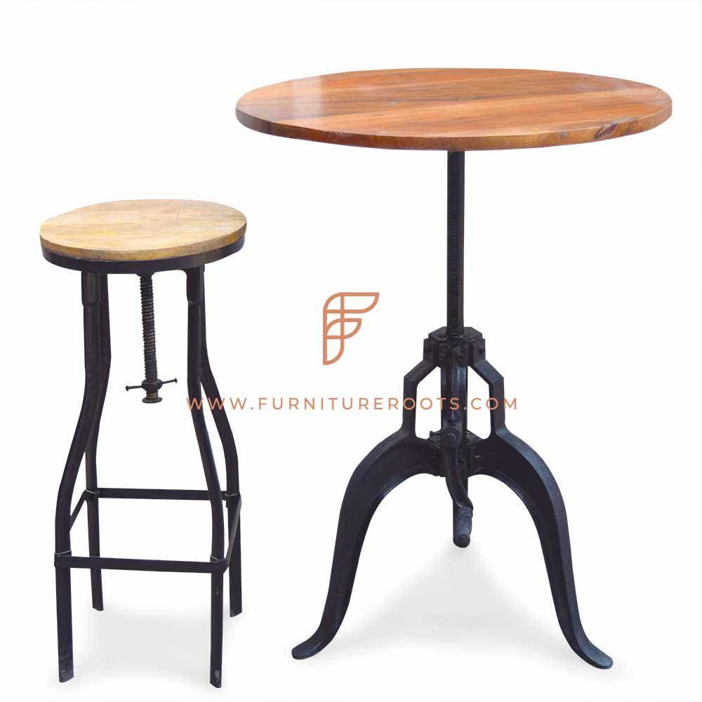 Rock-Solid Pub Furniture Combo