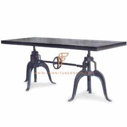 Old World Casting verstelbare tafel