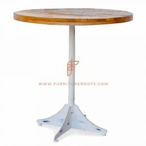 Farmhouse Metal Table