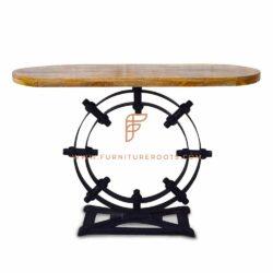 Masterpiece Bolt Design Console Table