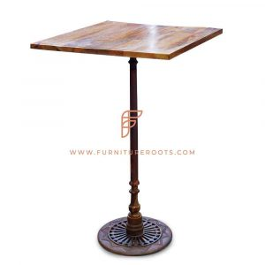 Craftsman's Bar Table