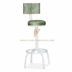 Art Deco thin Barstool