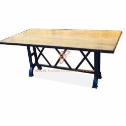 modern industrial table for restaurant us
