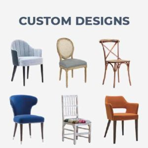 Custom Furniture Styles & Designs