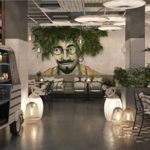 Arredamento-ristorante-personalizzato-The-Yellow-Chillis-Restaurant-in-London