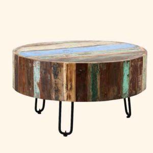 Exportador de muebles de madera recuperada