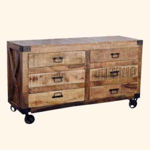 Exportador de muebles rústicos