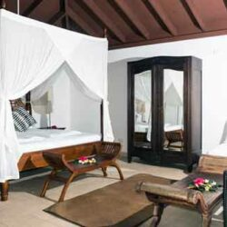 Vacation Villa Furniture by FurnitureRoots for Vavau Village in Tonga