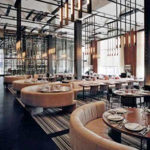 Cabine ristorante moderne