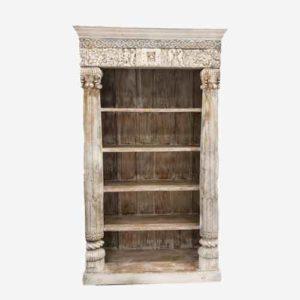 Rustic Bookcase: Wholesale Manufacturer & Exporter