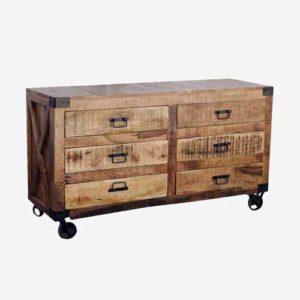 Rustic Dresser: Wholesale Manufacturer & Exporter