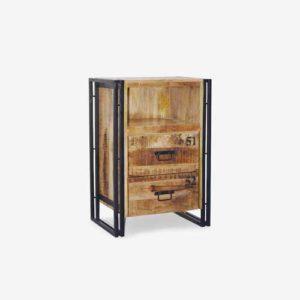 Rustic Nightstand: Wholesale Manufacturer & Exporter