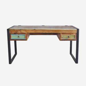 Rustic Office Desk: Wholesale Manufacturer & Exporter
