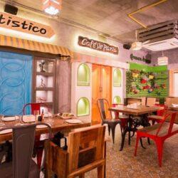 De La Villa Cafe, Indore, Madhya Pradesh