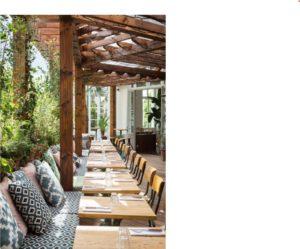 Прибрежный дизайн интерьеров для ресторанов