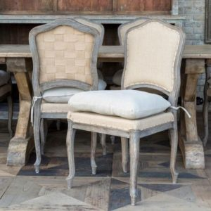 Distressed Dining Chairs