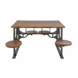 приставной столовый набор для сидения