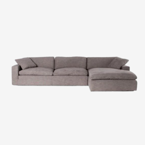 3 seater sofa with chaise style lounge seating