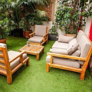 hotel garden outdoor furniture
